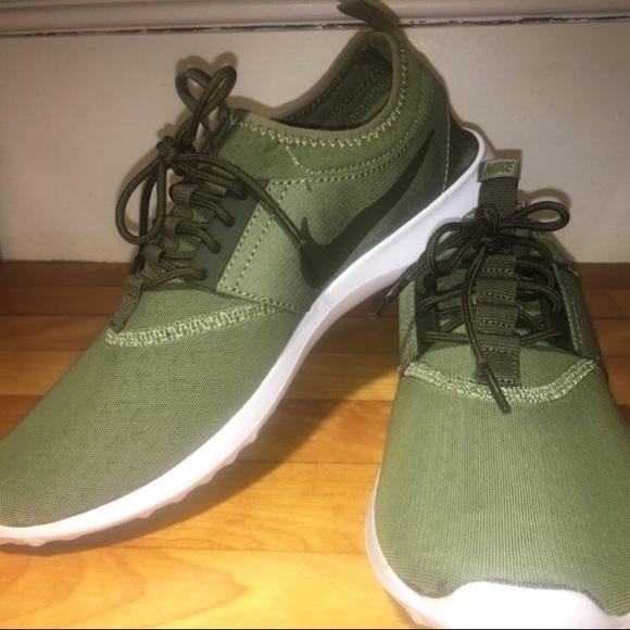 Nike Womens Nike Olive Green Athletic
